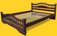 кровать деревянная АТЛАНТ 7 - 1046