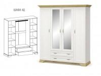 шкаф 4Д ИРИС - 1597