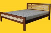 деревянная кровать МОДЕРН 1 - 1027