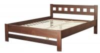 кровать 140 ВЕРОНА (дуб шпон) - 1794