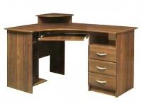 компьютерный стол угловой мдф - 490