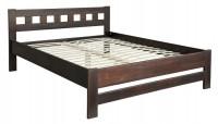 кровать 140 ВЕРОНА  (сосна) - 1793