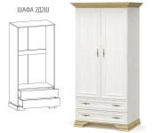шкаф 2Д2Ш ИРИС - 1503