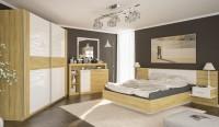 спальня ФИЕСТА (дуб золотой) - 1411
