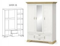 шкаф 3Д макс ИРИС - 1504