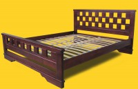 кровать деревянная АТЛАНТ 9 - 1048