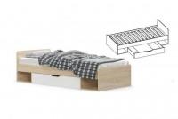 кровать 900 ТИПС - 1224