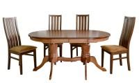 Раскладной стол МОНАРХ и 4 стула АНДРА - 825