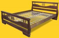 кровать деревянная АТЛАНТ 3 - 1042