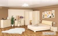 спальня ТОКИО ясень угловая - 928