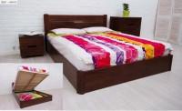 кровать ИРИС 120  с подъёмной рамой  - 1372
