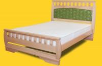 кровать деревянная АТЛАНТ 11 - 1049