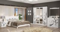 спальня ЕВА (белая) - 1329
