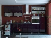 кухня СОФИЯ ЛЮКС 1,5х3,3 - 884