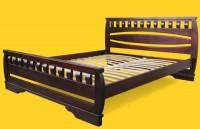 кровать деревянная АТЛАНТ 4 - 1043
