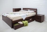 кровать ЛИКА ЛЮКС с ящиками (160) - 1305
